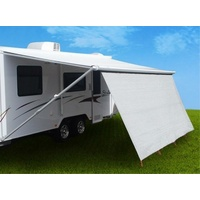 COAST V2 Sunscreen W4940mmxH1800mm T/S 17' CF Awning. - EA
