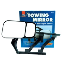 TOWING MIRROR DUAL STRAP-ON MIRROR. KT-717 - EA