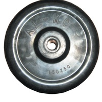 "ALKO 6"" SOLID TYRE WHEEL. 629600"