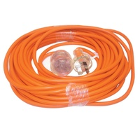 COAST 15M 15AMP HEAVY DUTY EXTENSION LEAD. EDC-0334X - EA