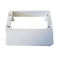 CMS MOUNTING BLOCK WHITE. JMBNW