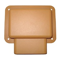 CMS MOUNTING SHROUD FOR OUTLETS+SWITCH PLATES BEIGE.J16C - EA