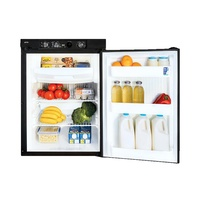 THETFORD 93L 3 WAY ABSORPTION FRIDGE. N304M.3R