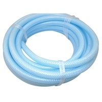 BLUE NON TOXIC REINFORCED WATER HOSE 12MM x 10M ROLL. 25DWBX10 - EA