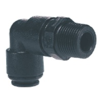 "JG 12MM PLASTIC SWIVEL ELBOW MALE 1/2"" BSPT. PM091204E"