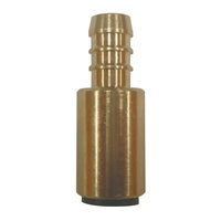 "JG 12MM 1/2"" TUBE TO HOSE BRASS. NC990 - EA"