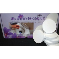 ODOUR B GONE RV TOILET DISK 40 PACK.