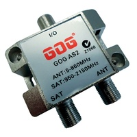 GOG ANT/SAT DIPLEXER. AS2