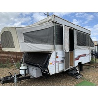 1994 Jayco Discovery Wind Up Camper