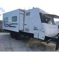 2015 21ft Jayco Outback Silverline