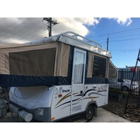 2008 Jayco Finch Wind Up Camper
