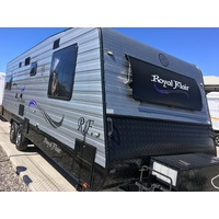2015 23ft Royal Flair Van Royce Caravan