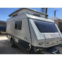 SOLD - 2016 15ft Jurgen Wallaroo Pop Top
