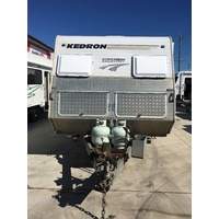 SOLD - 2004 18ft Kedron Cross Country Caravan Off Road