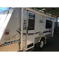SOLD - 2005 15ft Jayco Freedom Outback Poptop
