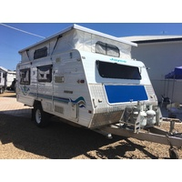 SOLD - 2001 17ft Jayco Freedom Pop Top