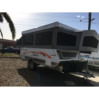 2016 15ft Goldstream Wing 3 ST Wind Up Camper