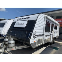 2013 - 21.6ft Crusader Excalibur Caravan