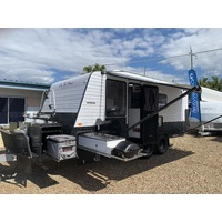 2017 19ft One the Move Traxx Series 2 Caravan