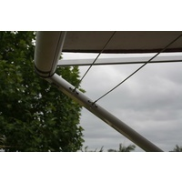 17' EASY HANG STAINLESS STEEL CLOTHES LINE
