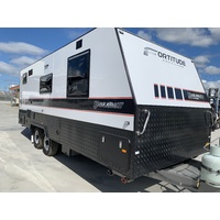 BRAND NEW - 2018 21.6ft Fortitude Holiday Caravan