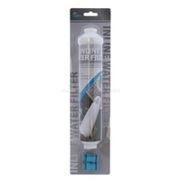 WATER FILTER INCL FITTINGS - EA