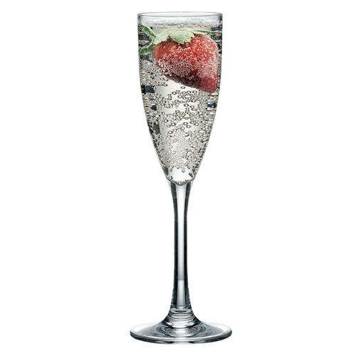 POLYSAFE POLYCARBONATE GLASS CHAMPAGNE FLUTE 170ML. PS-7