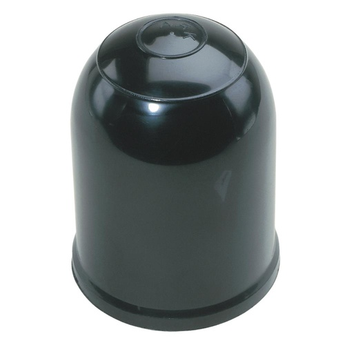 "BLACK CLIP-ON TOW BALL COVER T/S 50MM + 1-7/8"" TOW BALL. PBC50D - EA"