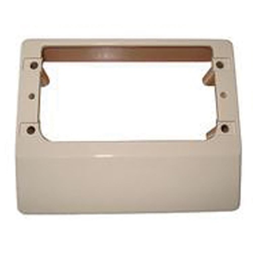 CMS MOUNTING BLOCK FOR OUTLETS+SWITCH PLATES BEIGE. JMBBG - EA